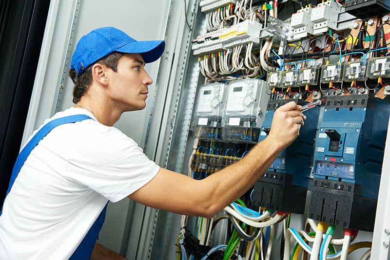 Domestic Electrician in Wigan Greater Manchester